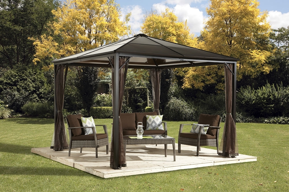 How To Find The Best Gazebo With Mosquito Netting For Your Investment